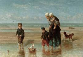 J. Israëls, Kinderen der zee 2