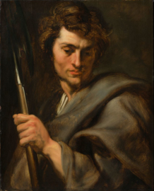 Van Dyck, De apostel Mattheus