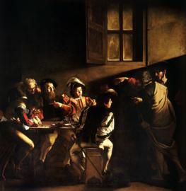 Caravaggio, De roeping van Mattheus