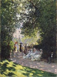 Monet, Het park Monceau
