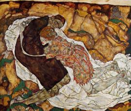 Schiele, De dood en het meisje