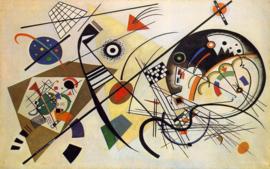Kandinsky, Transversale lijn