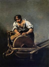 Goya, De slijper