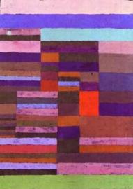 Klee, Hoogtemeting van strepen