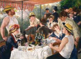 Renoir, Lunch van de roeiers