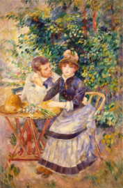 Renoir, In de tuin
