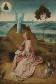 Bosch, Johannes de evangelist op Patmos