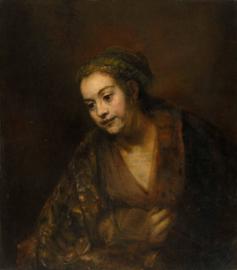 Rembrandt, Hendrickje Stoffels