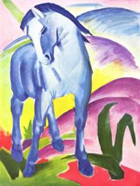 Marc, Blauw paard 1