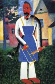 Malevich, Op vakantie
