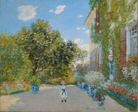 Monet, Het huis van de artiest in Argenteuil