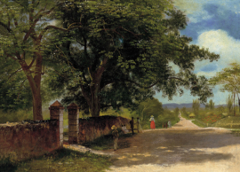 Bierstadt, Straat in Nassau