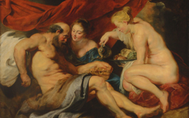 Rubens, Lot en zijn dochters