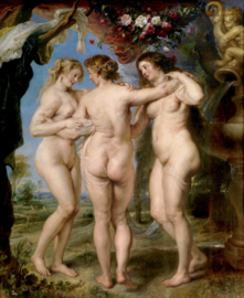 Rubens, De drie gratiën