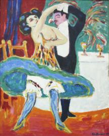 Kirchner, Variété, Engels danspaar