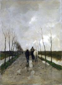 Mauve, Een Hollandse weg