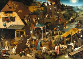 Bruegel, Spreekwoorden