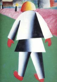 Malevich, Jongen
