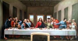Da Vinci, Het laatste avondmaal