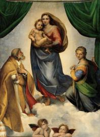 Rafaël, Sixtijnse Madonna