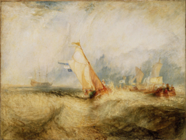 Turner, Van Tromp, going about to please his masters