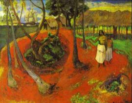 Gauguin, Idylle op Tahiti