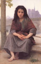 Bouguereau, De zigeunerin