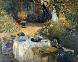 Monet, De lunch