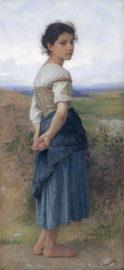 Bouguereau, De jonge herderin
