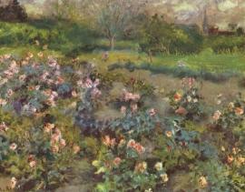 Renoir, Rozenbosschage