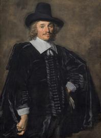 Hals, Portret van een man 2
