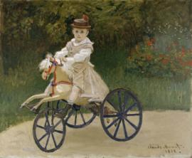 Monet, Jean Monet op zijn hobbelpaard