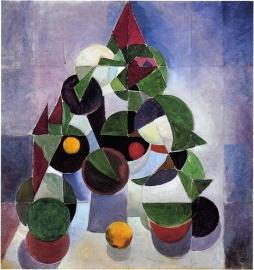 Van Doesburg, Compositie I