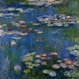 Monet, Waterlelies 2