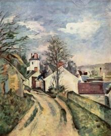 Cézanne, Het huis van Dr. Gachet