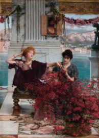 Alma-Tadema, Het juweel van de liefde