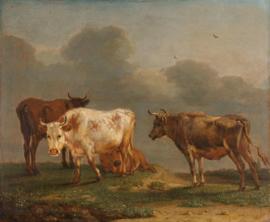 Potter, Vier koeien in de wei
