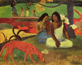 Gauguin, Arearea