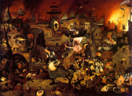 Bruegel, Dulle Griet