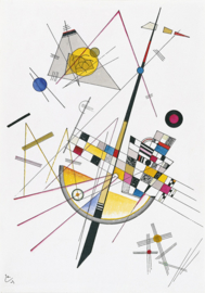 Kandinsky, Milde spanning