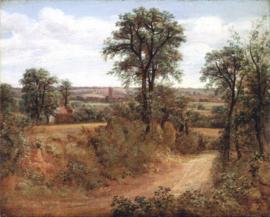 Constable, Laan bij Dedham