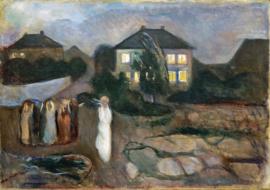 Munch, De storm