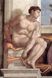 Michelangelo, Ignudo (mannelijk naakt)