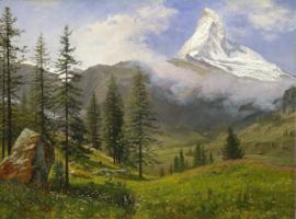 Bierstadt, De Matterhorn