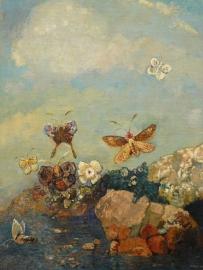 Redon, Vlinders