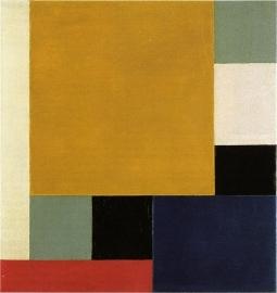 Van Doesburg, Compositie XXII