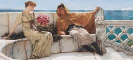 Alma-Tadema, Amo te, ama me