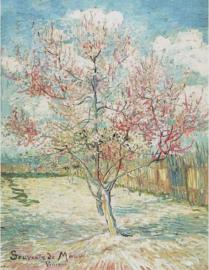 Van Gogh, Roze perzikbomen (Souvenir de Mauve)