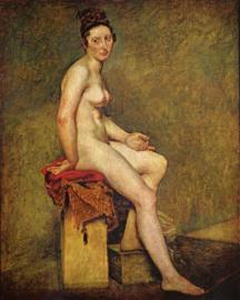 Delacroix, Mademoiselle Rose