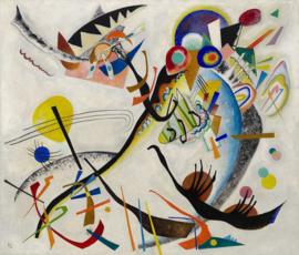 Kandinsky, Blauw segment